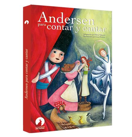 Libro Andersen para contar y cantar